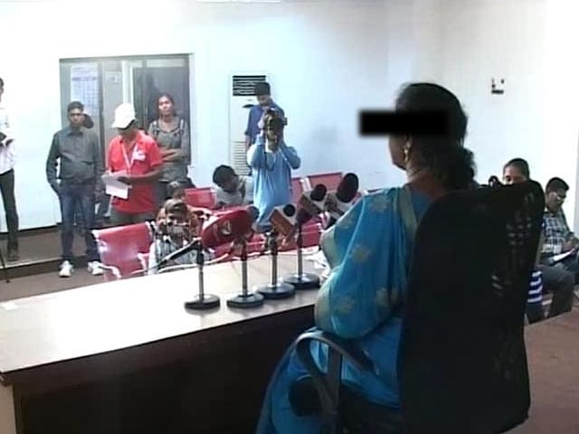Video : Chennai: Professor, fighting against alleged sexual harassment, sacked