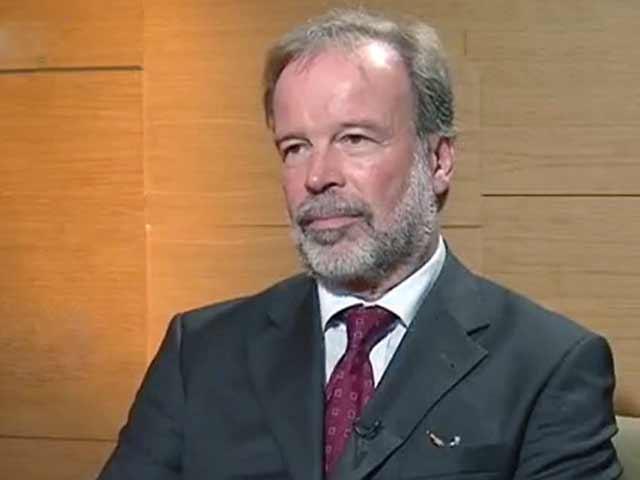 Video : Deutsche Bank on global slowdown (Aired: August 2008)