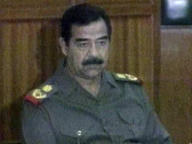 saddams rule in iraq essay Discussion on the legality of the death penalty in the trial of saddam hussein   in any event, article 12 of iraqi law number 10 of 2005 (pdf, 221mb) [2]   while the first question is not within the scope of this short essay, we shall note  that.