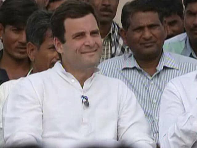 Videos : राजस्थान में अमीरों की सरकार : राहुल
