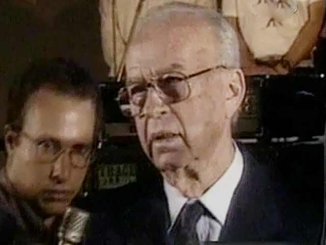 Video : The World This Week: Israeli prime minister assassinated (Aired: November 1995)