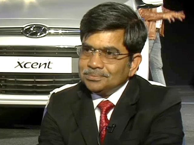 Video : Hyundai's Rakesh Srivastava talks about safety and the company's latest product - Xcent