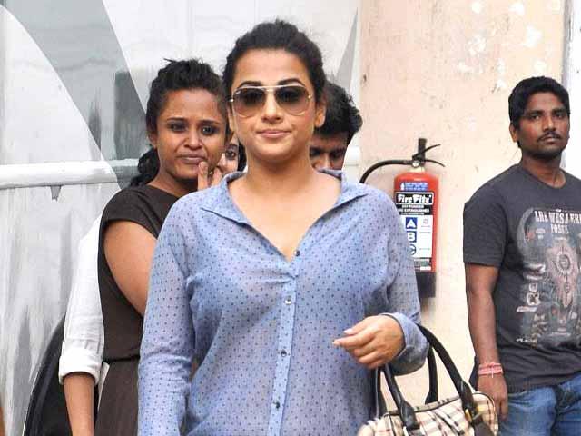 Video : Is Vidya Balan pregnant?