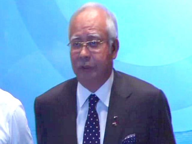 Video : Missing plane's transponder was deliberately disabled: Malaysian PM