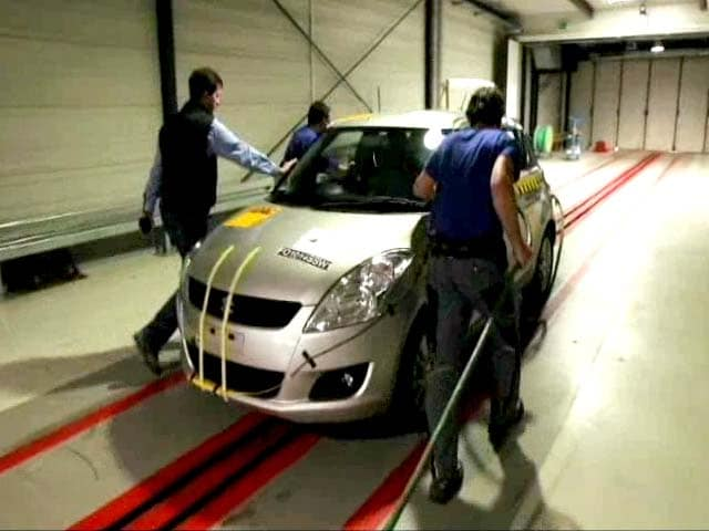 Video : Safer cars for India