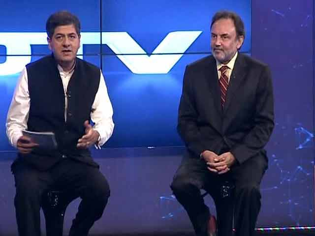 Video : India's first 2-in-1 channel - NDTV Profit and NDTV Prime unveiled