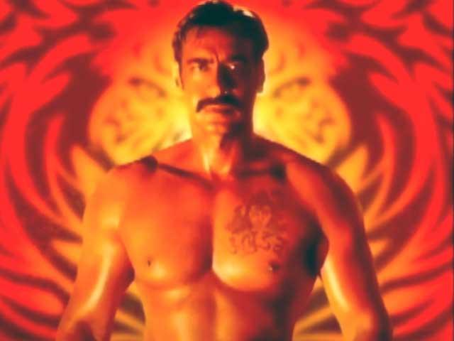 Video : Ajay Devgn prepares for <i>Singham 2</i>