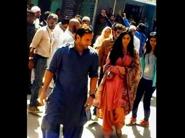 Video : Katrina, Saif's Punjabi look in <i>Phantom</i>