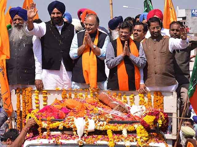 Video : Ticket trouble for BJP in Punjab