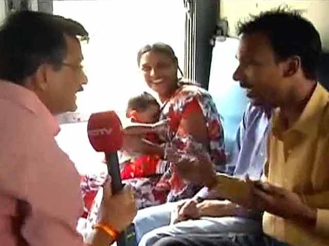 Videos : टिकट इंडिया का : मुंबई से पवन एक्सप्रेस का सफर