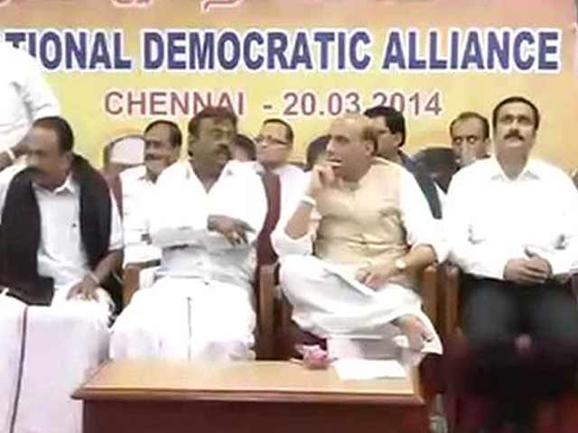 Video : An eventful day for BJP