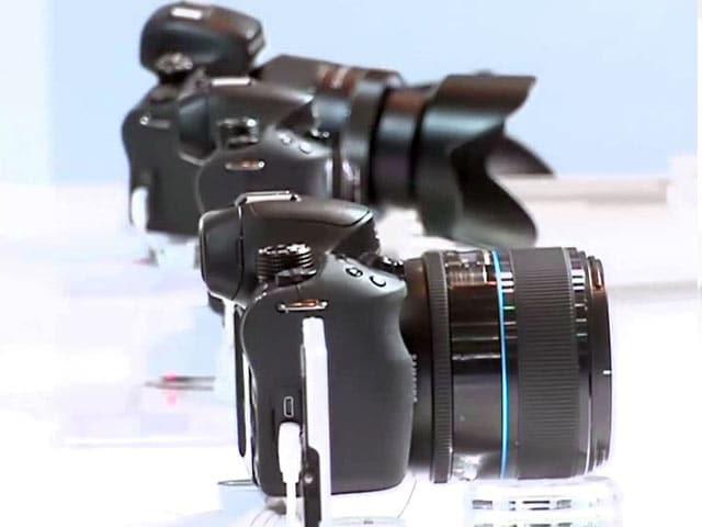 Video : Gadget Guru Samsung Forum 2014: Galaxy Tab 3 Neo, NX cameras and more