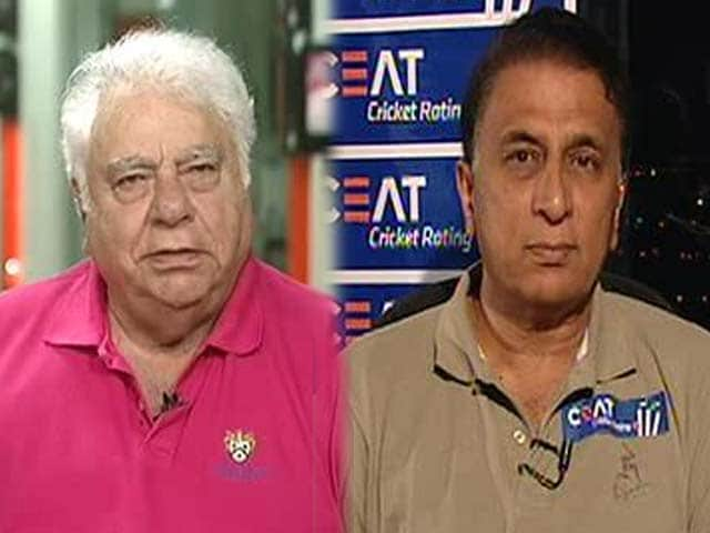 Video : MS Dhoni was on top of his game: Sunil Gavaskar