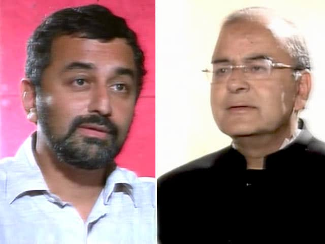 Video : State unit didn't realise India has changed: Jaitley on Muthalik