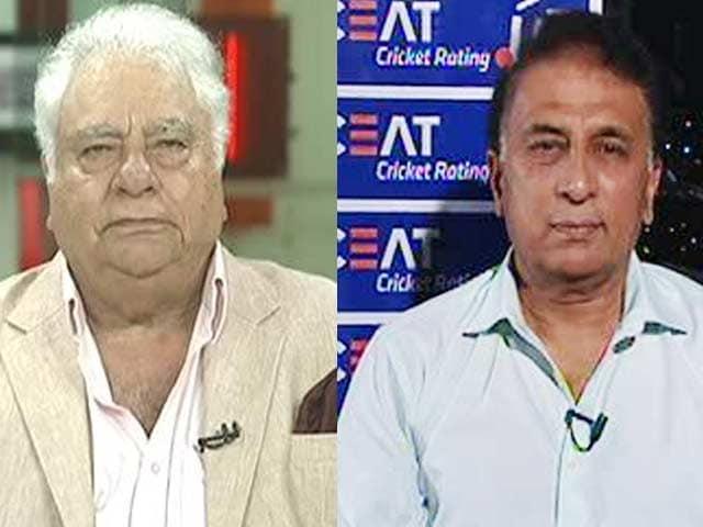 India playing like a champion team: Sunil Gavaskar to NDTV