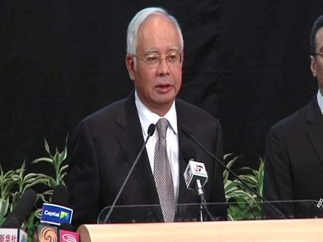 Video : Missing MH370 came down in Indian Ocean: Malaysian PM