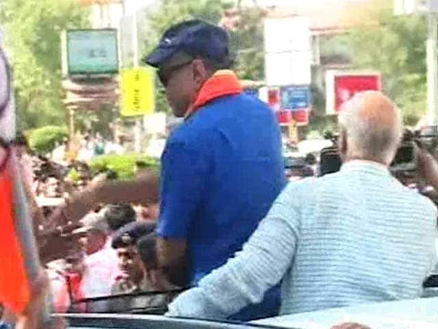 Video : From Bollywood to campaign trail: Paresh Rawal 'Modi-fied'