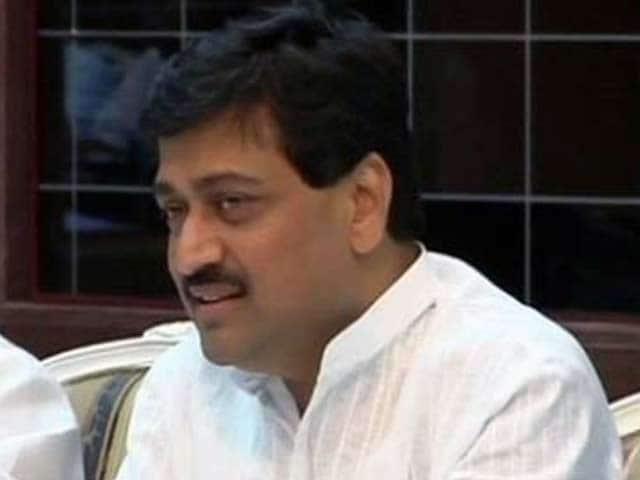Video : BJP tears into Rahul Gandhi for fielding tainted Ashok Chavan