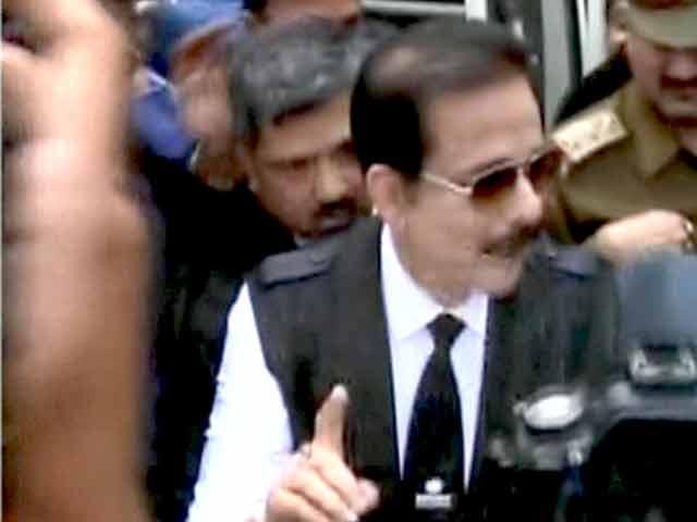 Video : सुब्रत रॉय को सुप्रीम कोर्ट से सशर्त जमानत