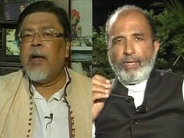 Video : 2014: Congress model vs Gujarat model
