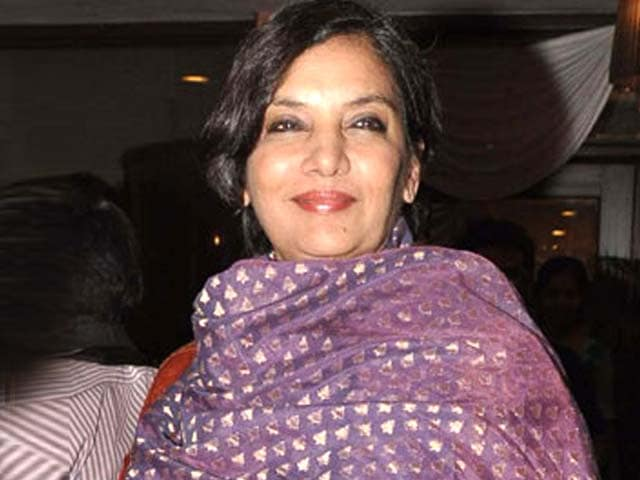 Stars to walk the ramp for Shabana Azmi