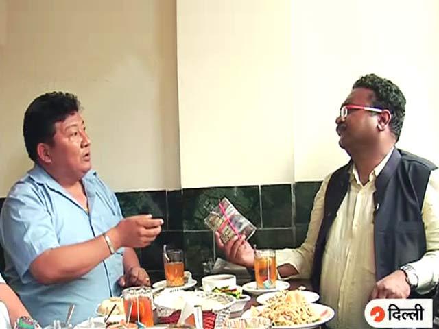 Videos : बाबा का ढाबा : मजनूं का टीला से