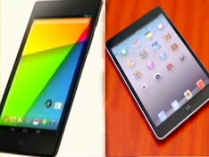 iPad mini Retina vs Nexus 7 2013