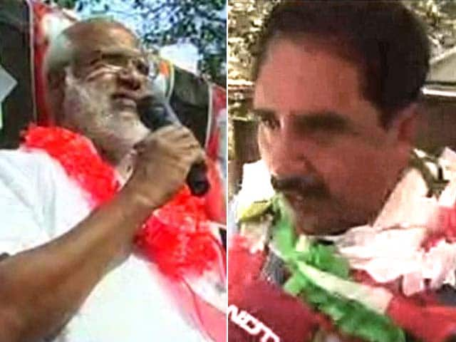 Video : MA Baby vs NK Premachandran: friends turn foes in Kollam
