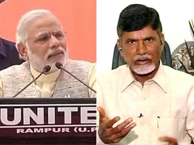 Video : BJP, TDP haggling over seats