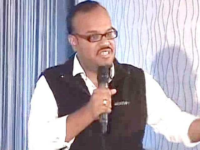 "Video : ""The Chhota Bheem of Indian politics"""