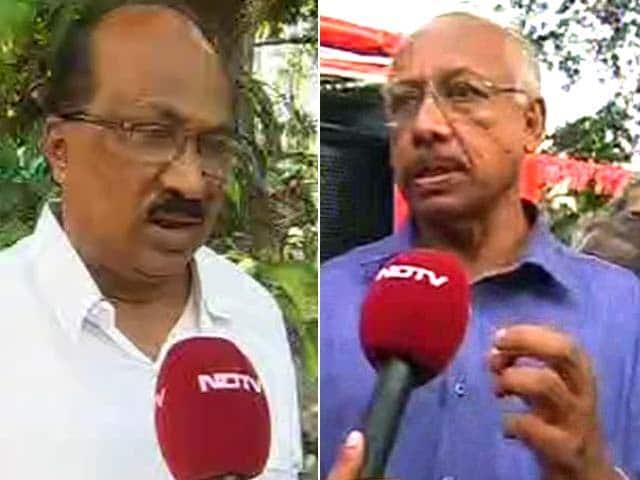 Video : Battle for Ernakulam: 4-time MP vs ex IAS officer vs war correspondent