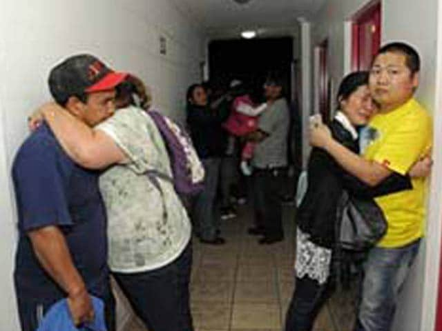 Video : Five dead as magnitude-8.2 earthquake hits northern Chile