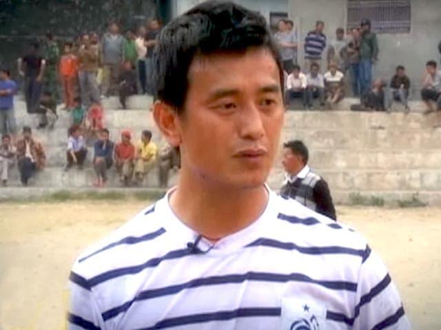 Video : 'Shooting Star' Baichung Bhutia