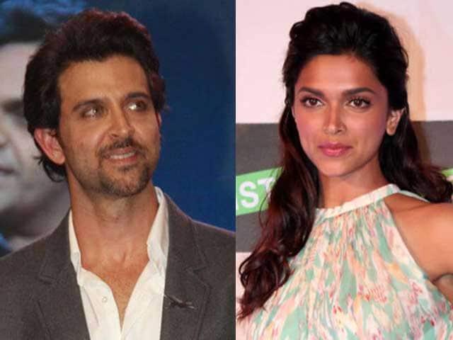 Video : Deepika, Hrithik to time travel