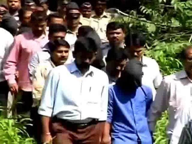 Video : Three men convicted of two gang-rapes in Shakti Mills may face death sentence