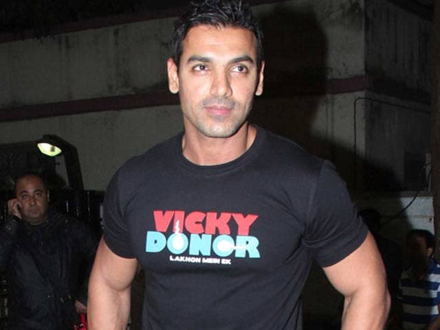 Producer John Abraham's new deal