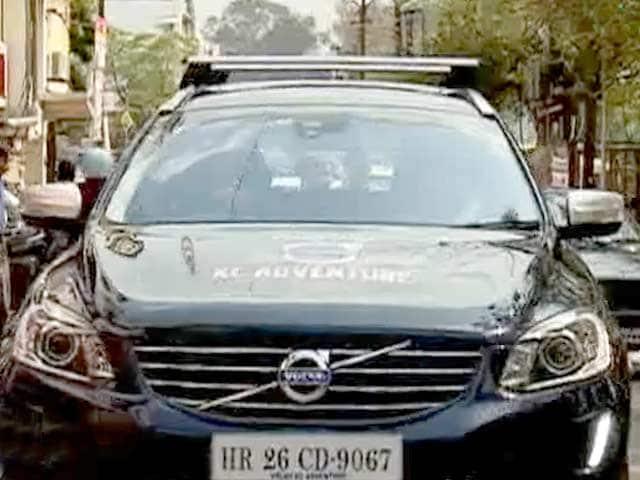 Video : Driving through Bhopal traffic