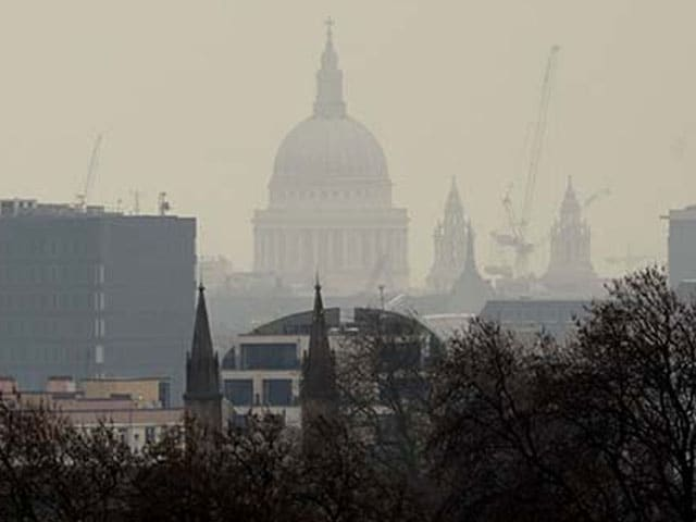 Video : Smog blinds London, respiratory ailments on the rise