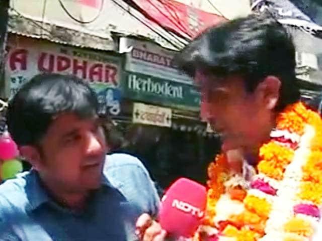 Video : दिल्ली में जीत का 'विश्वास'