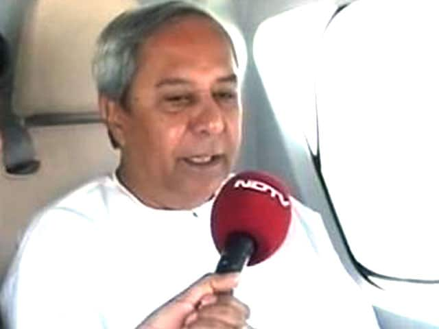 Video : Will remain equidistant from both BJP and Congress: Naveen Patnaik to NDTV