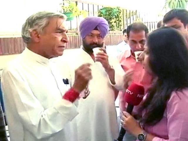 Video : Chandigarh: can the <i>abhinetas</i> dislodge 4-time MP Pawan Bansal?
