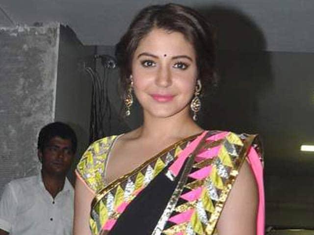 Video : <i>Bombay Velvet</i> team bids farewell to Anushka Sharma