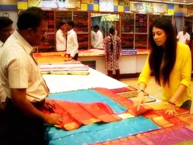 Video : Follow The Star in Kanchipuram