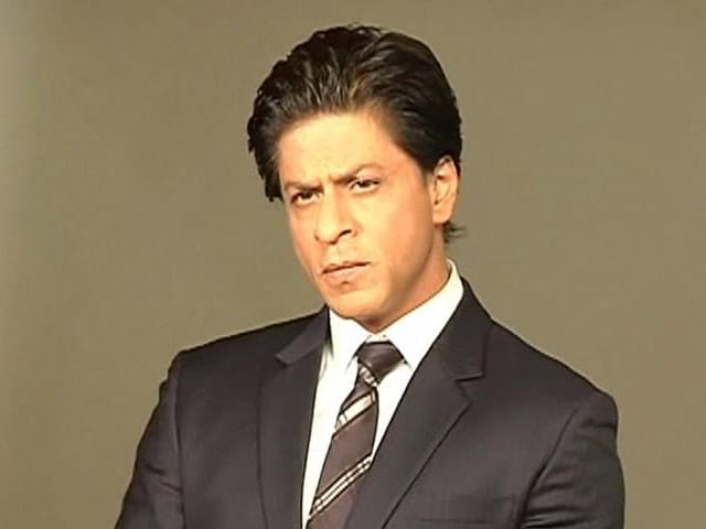 Video : SRK to release <i>Happy New Year</i> trailer at the IPL