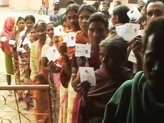 Video : Bastar: voting under the shadow of Red terror