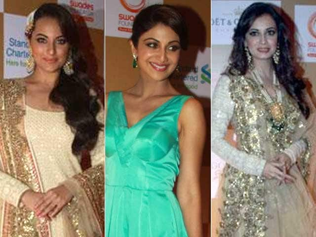 Video : Bollywood at the Swades Fundraiser