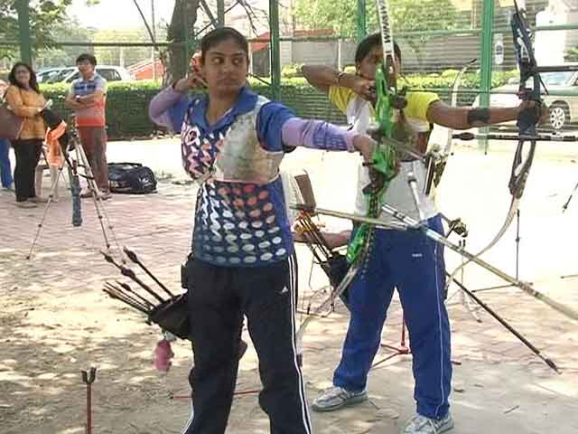Video : The next generation of archers from India