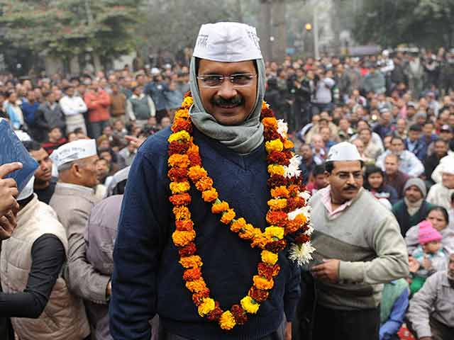 Video : NDTV opinion poll: BJP likely to sweep Delhi, no encore for AAP