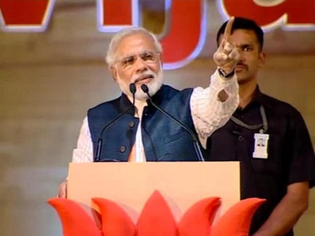 Video : NDTV opinion poll: Uttar Pradesh's huge benefit for BJP