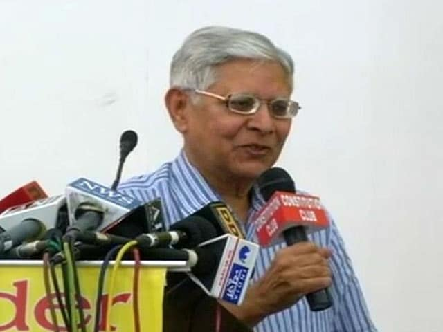 Video : PM was unable to counter vested interests: former Coal Secretary PC Parakh says in memoir